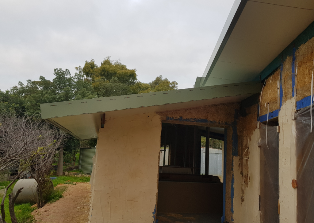 House roof flashings