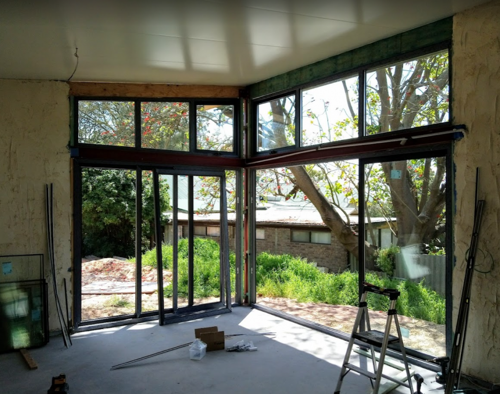 First (house) windows